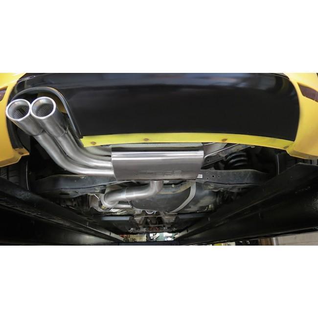 Seat Leon FR Mk2 1P 2.0 T FSI (06-13) Cat Back Performance Exhaust