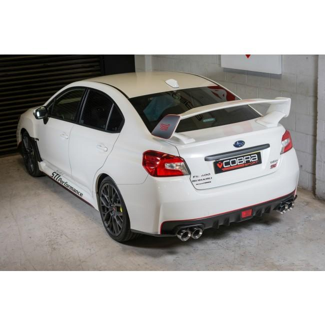 Subaru WRX STI 2.5 (14-19) Turbo Back Performance Exhaust