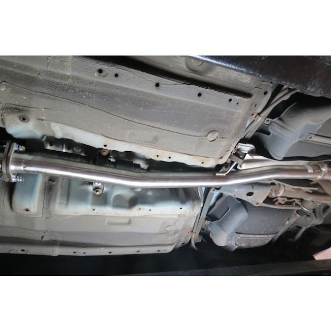 Subaru Impreza WRX/STI Turbo (01-07) Centre Section Performance Exhaust