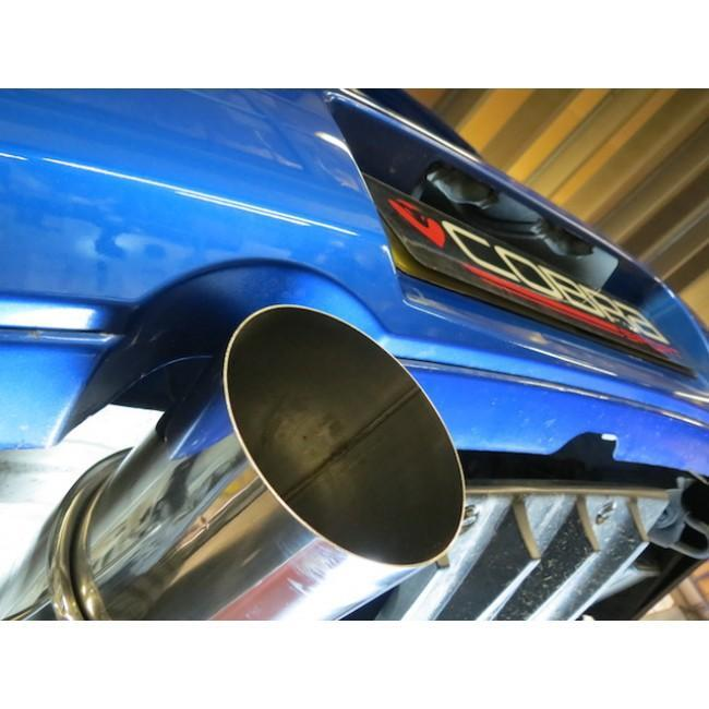 Subaru Impreza Turbo (93-00) Rear Box Performance Exhaust