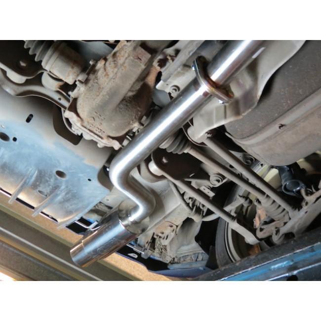 "Subaru Impreza WRX/STI Turbo (01-07) 2.5"" Race Rear Box Performance Exhaust"