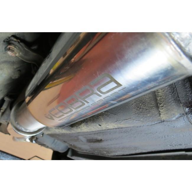 "Subaru Impreza WRX/STI Turbo (01-07) 3"" Track Cat Back Performance Exhaust"