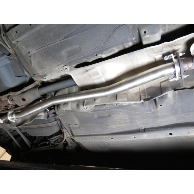 Subaru Impreza Sport/GL 1.6/2.0 (06-07) Cat Back Performance Exhaust