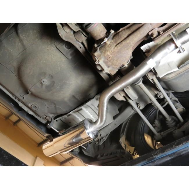 Subaru Impreza Sport/GL 1.6/2.0 (06-07) Rear Box Performance Exhaust