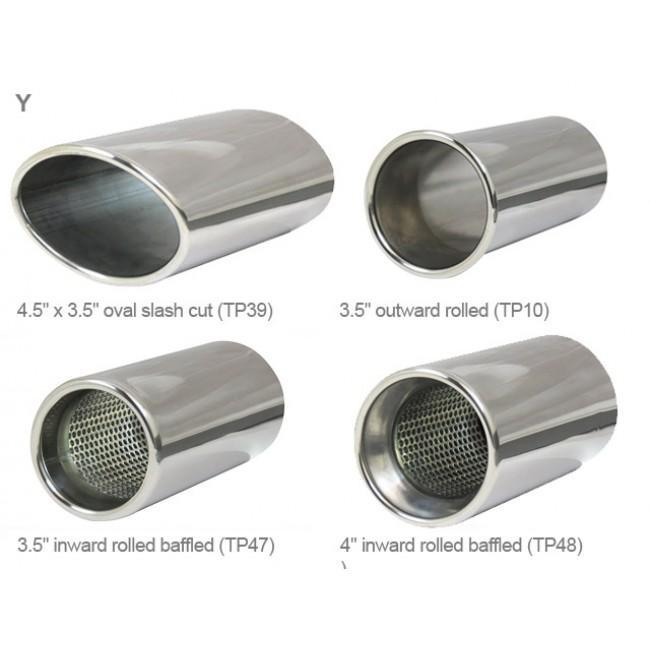 """Vauxhall Astra G GSi (Hatch) (98-04) (2.5"""" Bore) Cat Back Performance Exhaust"""