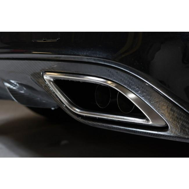 Vauxhall Astra J VXR (12-19) Turbo Back Performance Exhaust