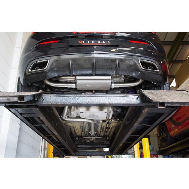 Vauxhall Astra J VXR (12-19) Cat Back Sports Exhaust System