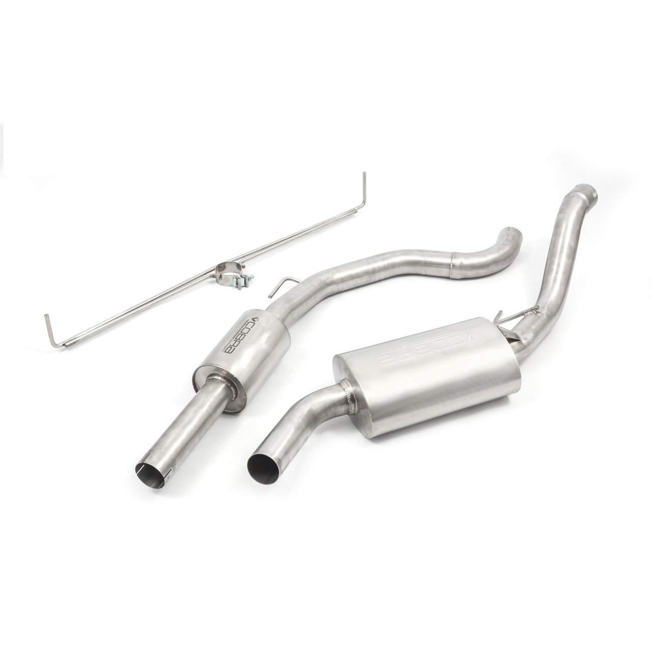 Vauxhall Corsa D VXR (07-09) Cat Back Performance Exhaust