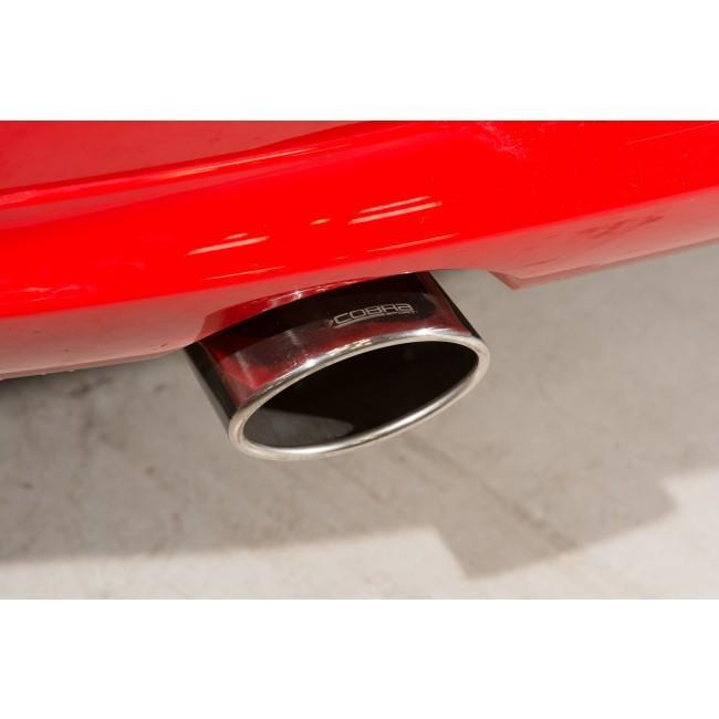 Vauxhall Corsa E 1.0 Turbo (15-19) Venom Box Delete Cat Back Performance Exhaust