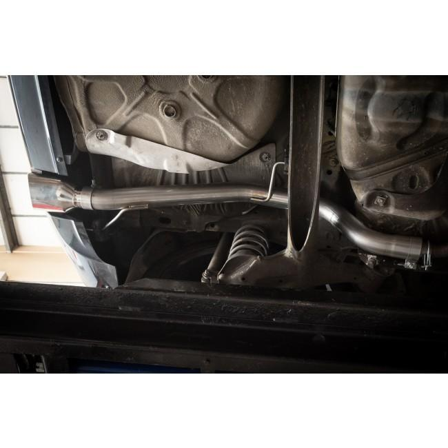 Vauxhall Corsa D 1.3 CDTi Ltd Edition (06-14) Venom Box Delete Rear Performance Exhaust