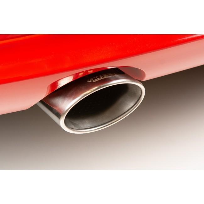 Vauxhall Corsa E 1.4 N/A (15-19) Venom Box Delete Rear Performance Exhaust