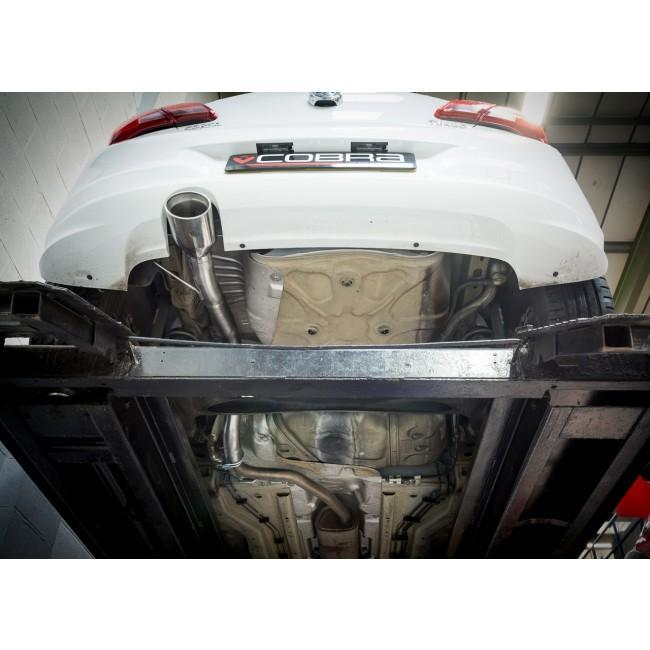 Vauxhall Corsa E 1.4 Turbo (15-19) Venom Box Delete Rear Performance Exhaust
