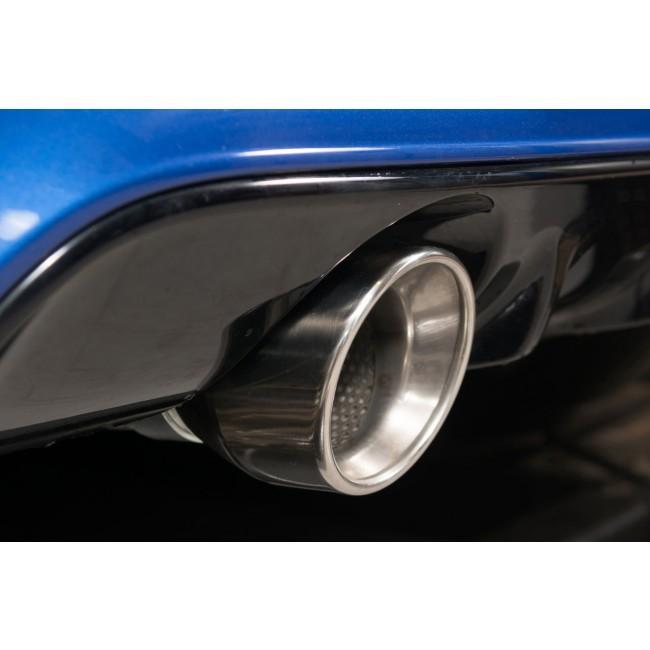 Vauxhall Corsa E VXR (15-18) Turbo Back Performance Exhaust
