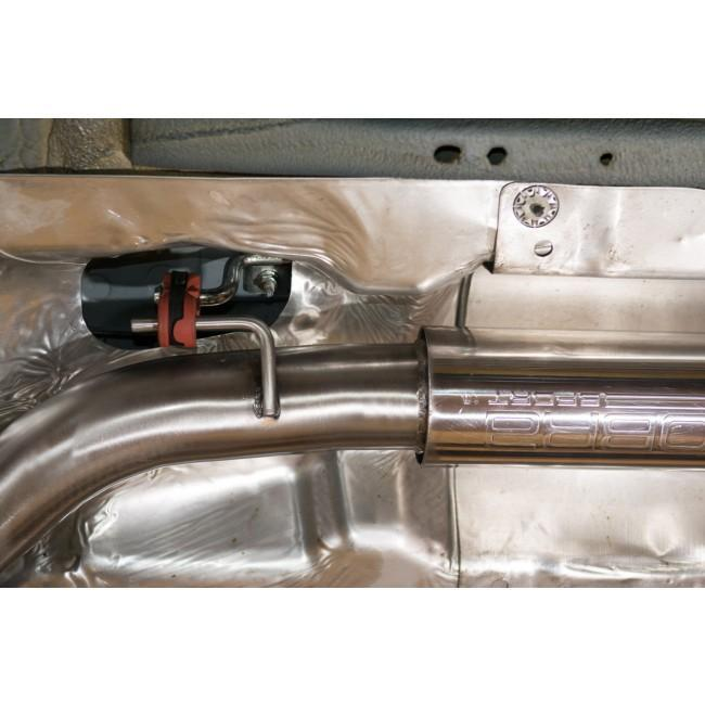 Vauxhall Corsa E VXR (15-18) Cat Back Performance Exhaust
