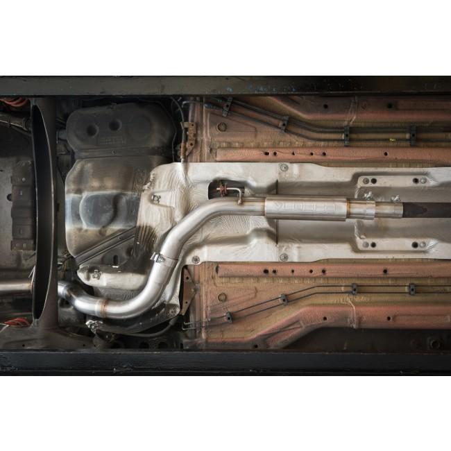 Vauxhall Corsa E VXR (15-18) Venom Box Delete Race Cat Back Performance Exhaust