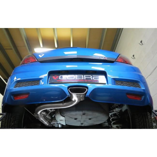"Vauxhall Astra H VXR 3"" Turbo Back Sports Exhaust System"