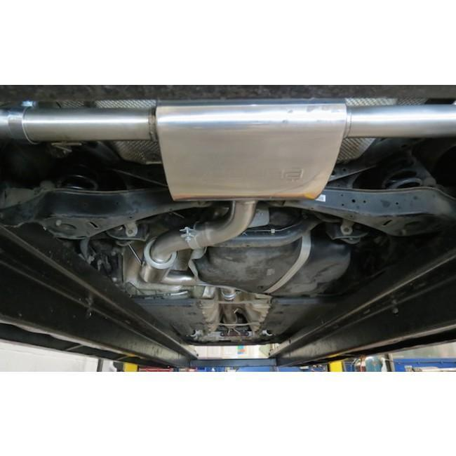 VW Golf GTI (MK6) 2.0 TSI (5K) (09-12) Turbo Back Performance Exhaust