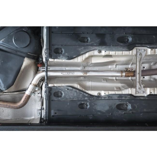 VW Golf GTI (Mk7) 2.0 TSI (5G) (12-17) Resonator Delete Performance Exhaust