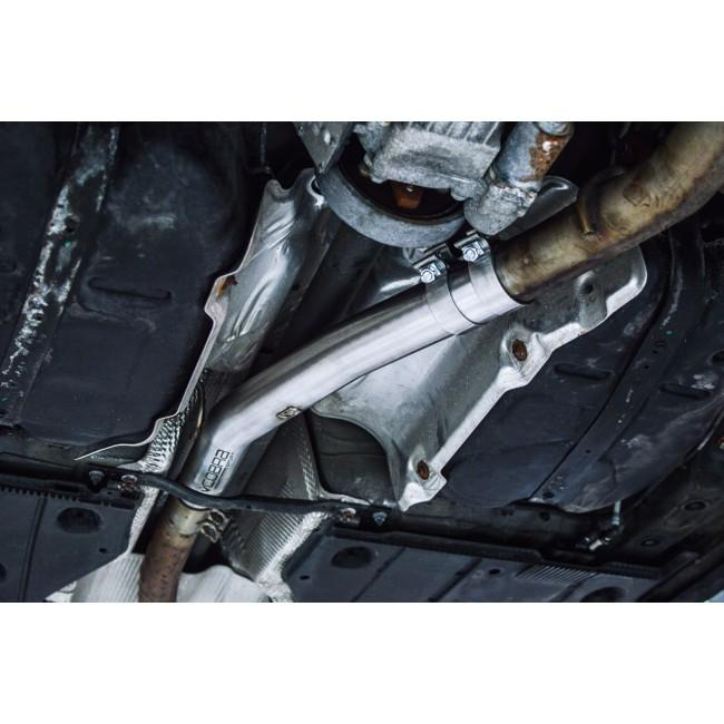 VW Golf R (Mk7) 2.0 TSI (5G) (12-18) Resonator Delete Performance Exhaust