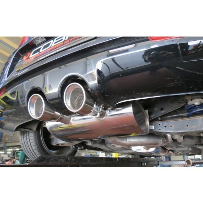 VW Golf R (Mk6) 2.0 TSI (5K) (09-12) Cat Back Performance Exhaust