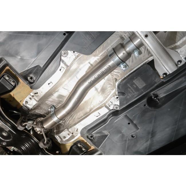 Seat Ibiza Cupra 1.8 TSI (16-18) Sports Cat / De-Cat Front Downpipe Performance Exhaust