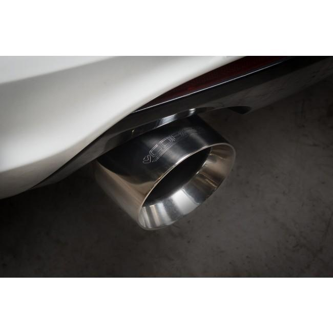 VW Scirocco R 2.0 TSI (09-18) Turbo Back Performance Exhaust