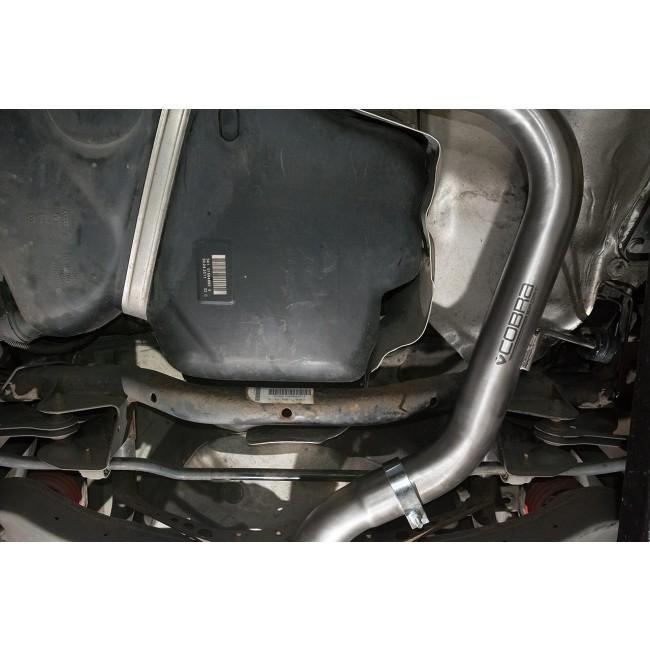 VW Golf GT (MK6) 2.0 TDi 140PS (5K) (09-13) GTI Style Cat Back Performance Exhaust