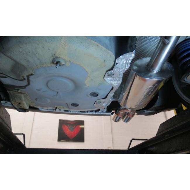 VW Polo GTI (6R) 1.4 TSI (10-14) Cat-Back Performance Exhaust