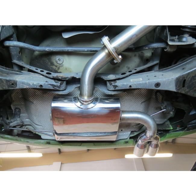 VW Scirocco 1.4 TSI (14-18) Cat Back Performance Exhaust