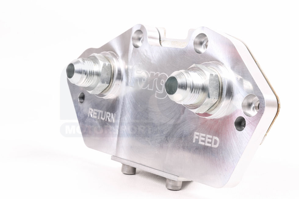 Audi 3.0TFSI Oil Cooler Adapter Plate