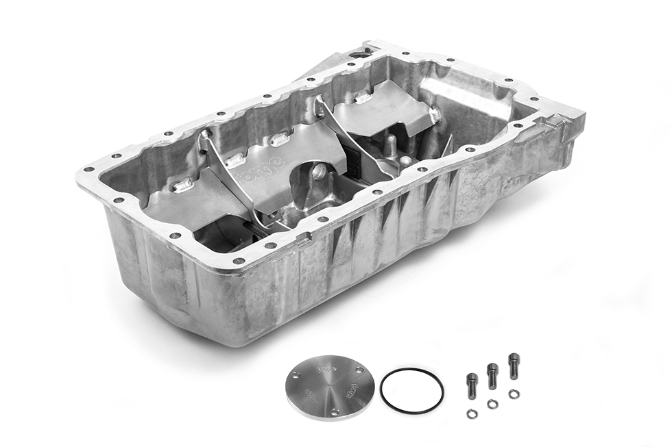 Baffled Sump for Audi, VW, and SEAT 1.8T Transverse Engines