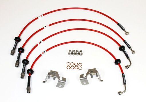 Brake Hoses for Vauxhall Astra J Type VXR