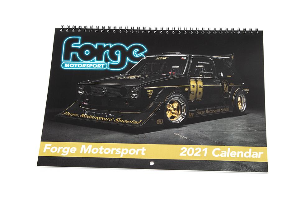 Forge Motorsport 2021 Calendar