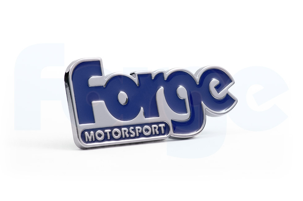 Forge Motorsport Badge