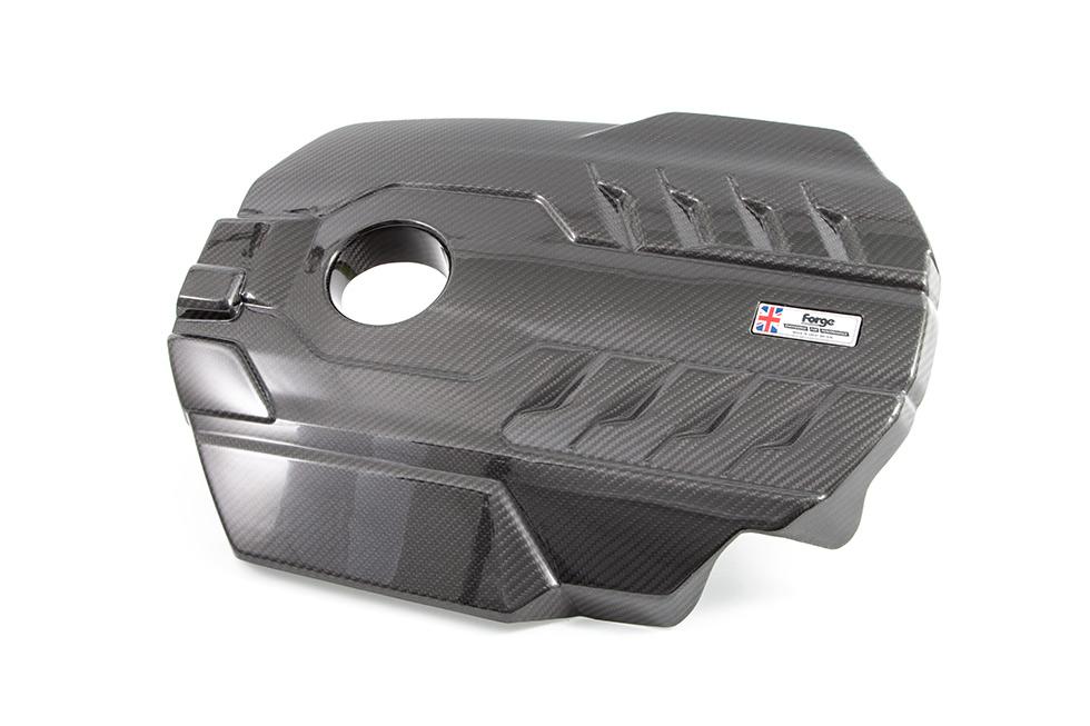 Hyundai i30N/Veloster N Carbon Fibre Engine Cover