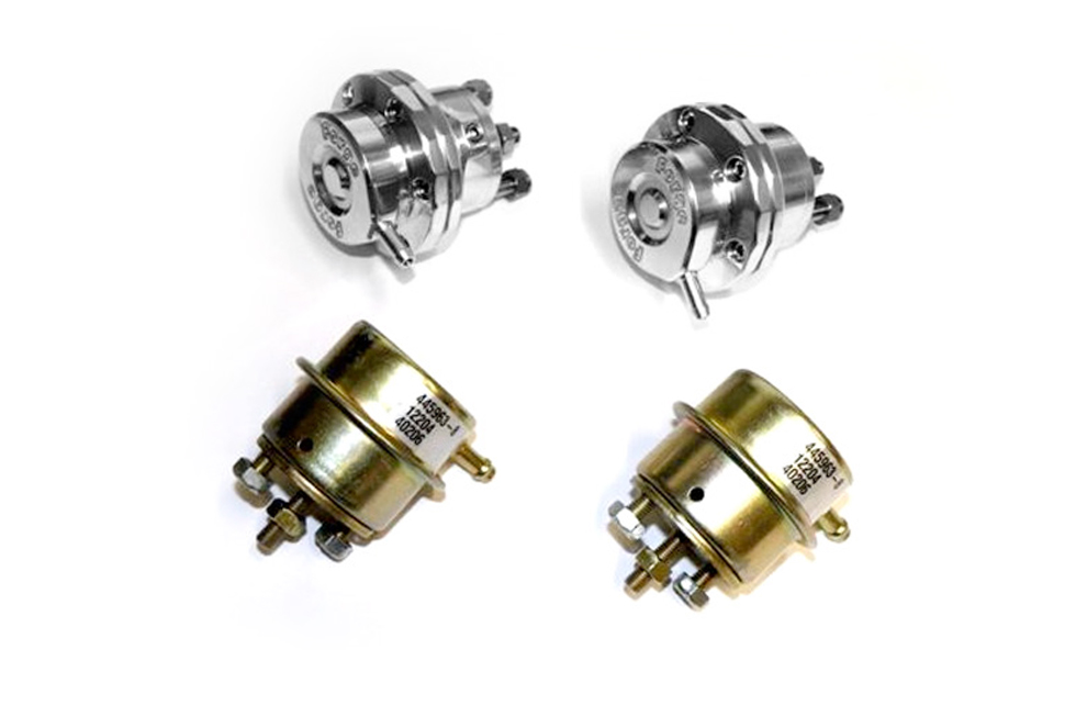 Pair of Adjustable Actuators for the Nissan 350Z with APS Turbo