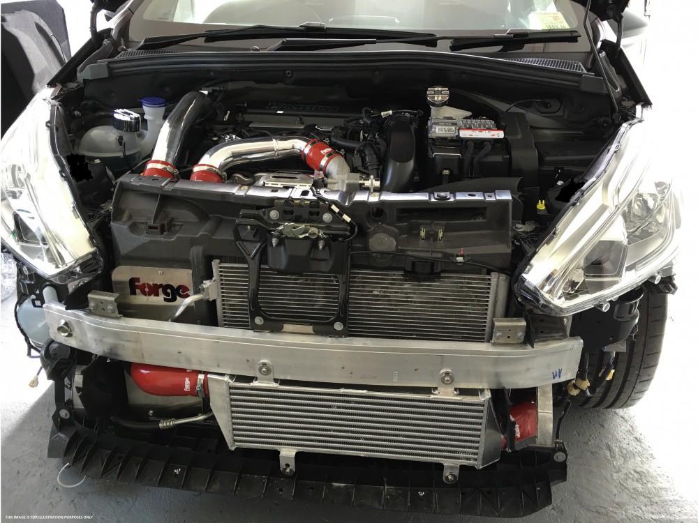 Peugeot 208 GTi Hardpipes