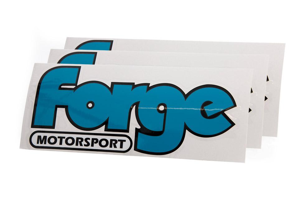 Vinyl Forge Logo Stickers (x3)